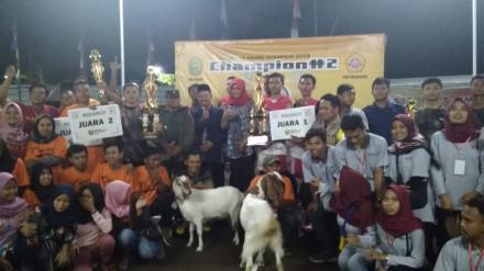 Closing Ceremony Turnamen Bola Voli Plastik Mekar agung Cup Tahun 2019