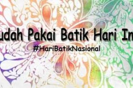 HAPPY BATIK DAY