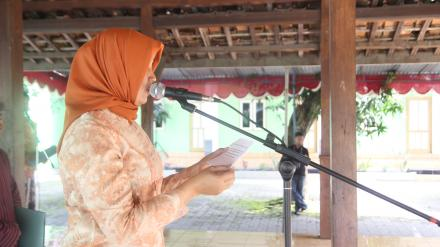 Upacara Hari Jadi Desa Kebonagung Ke 93
